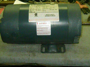 A o Smith 217423 95 Model Npl 884 250 Variable Speed Dc Motor 1hp 1750rpm Pick