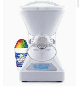 Little Snowie 2 Ice Shaver Premium Shaved Ice And Snow Cone Machine