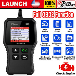 Thinkobd 100 Obd2 Eobd Scanner Car Code Reader Auto Check Engine Diagnostic Tool