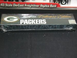 Snap On Tools Usa Packers Collectors Ratcheting Screwdriver Ltd Edition Rare