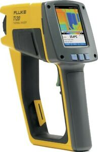 Fluke Ti20 Thermal Imaging Camera With Case And All Accessories