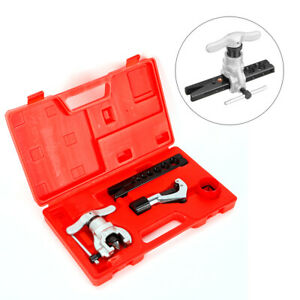 Eccentric Flaring Flare Tool Kit For Copper Aluminum Pipe Flaring Tool Set Us