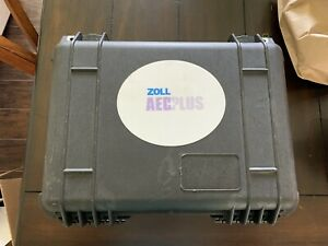 Zoll Pelican Case For Zoll Aed Plus