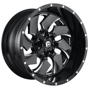 4 20 Inch D574 20x10 6x135 6x5 5 18mm Rims Wheels Lifted Ford Chevy Truck 6 Lug
