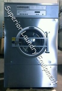 Wascomat Exsm665s Washer 65lb 220v 1ph 300g Reconditioned