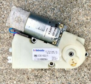 92 99 Bmw E36 M3 328 325 323 318 Sunroof Drive Motor Assembly Oem 8362364 Tested
