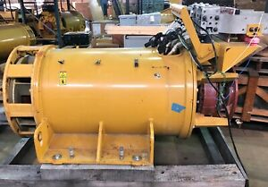 906 Kw Cat Sr5 Generator End