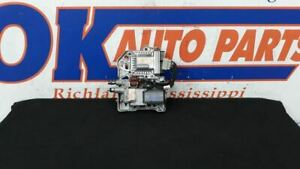 14 Chevy Corvette C7 Oem Differential Lock Actuator With Module Assembly