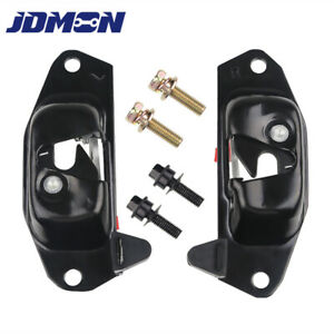 Tailgate Latch Lock Set Fit For Chevy Silverado Gmc Sierra Cadillac Escalade Ext