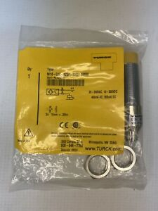 Nib Turck Proximity Switch new Ni10 g12 az3x b3331 50mm