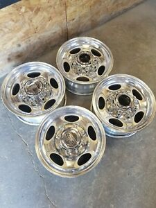 16 Ford Superduty F250 F350 Excursion Oem Factory Stock Wheels Rims 8x170 Set