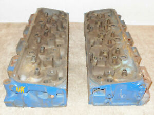 1971 Ford Mustang Boss 351 Fastback Nos Boss 351 Cylinder Heads New Take Off 71
