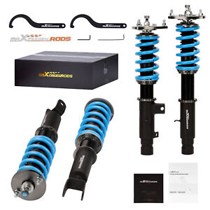 4pcs Coilover Suspension Kits For Honda Accord 2013 14 15 16 Shock Absorbers