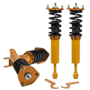 Full Coilovers Kits For Lexus Ls460 2007 16 Usf40 Adjustable Height Shock Struts