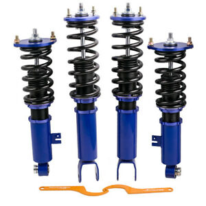 Coilovers Suspension Kits For Nissan 1990 1996 300zx Z32 Shock Absorbers Struts
