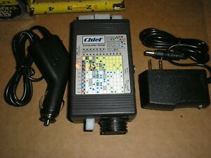 Chief Snow Plow Controller Tester Western fisher Meyer 6 Pin Boss 9 Pin And More