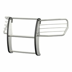 Aries 1 5 Grille Guard Kit Ss Polished For Chevrolet Silverado 1500 19 20