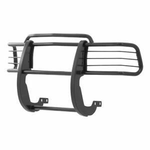Aries 1 5 Grille Guard Kit Carbon Steel Sg Blk For Chevy Blazer S10 98 04 4wd