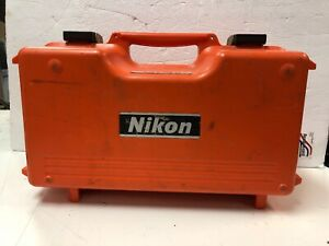 Used Nikon Ne 102 Engineering Electronic Digital Theodolite