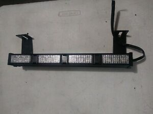 Whelen 4 Light Dominator Series Tir3 Super Led Light Bar