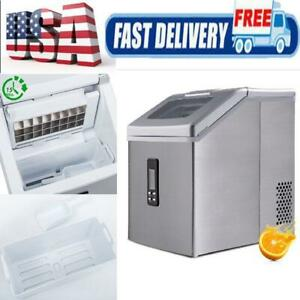 Ice Maker Commercial Machine Undercounter Freestand Ice Cube Machines