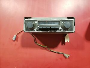 1970 1976 Plymouth Duster Am Radio