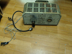 Ge 6 Volt Tungar Bulb Battery Charger Ford 2n 8n 9n Tractor Model A T Rat Rod