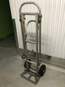 Mag Liner Heavy Duty Hand Truck