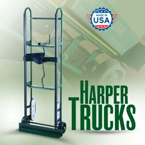 Harper Trucks 6781 800 pound Capacity Appliance Dolly Hand Truck