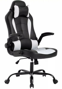 Bestoffice Pc Gaming Chair Ergonomic Office Chair Desk Chair With Lumbar Supp
