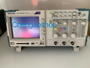 Tektronix Tps2012b 100 Mhz Oscilloscope By Dhl Or Ems With 90 Warranty g