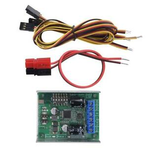 R c Controller With 3pcs State Display Led Connecting Cable Robot Parts 5v