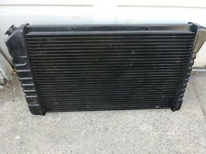 Heavy Duty 1970 1981 Chevy Camaro Pontiac Trans Am 4 Row Core Radiator Nice