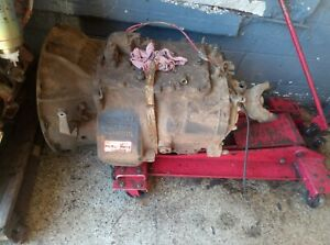 2006 Eaton fuller Fro13210c Transmission Assys 10 Speed Overdrive