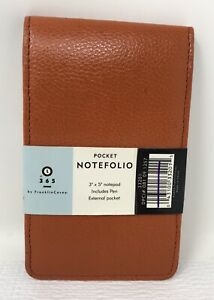 Franklin Covey Note Folio Notepad 3 X 5
