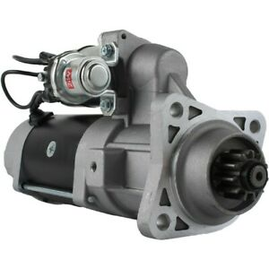 New Starter 24 Volt For 38mt Delco Doosan 65 26201 7070