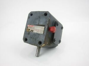 Boston Gear 310 5 g1 Gear Reducer 1750 Rpm Series 300 Series