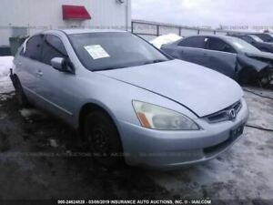 Manual Transmission Coupe 2 4l Fits 03 07 Accord 957285