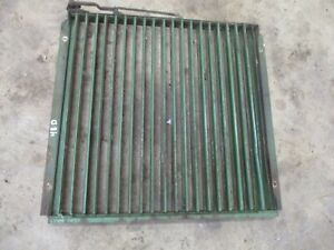 1948 John Deere Styled D Working Radiator Shutter Assembly Antique Tractor