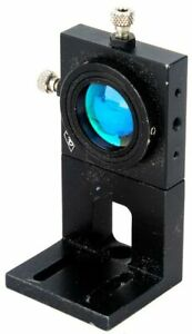 Owis Laser Optical Manual Precision 2 axis Xy 3 4 Mirror Lens Mount Positioner