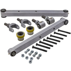 Adjustable Rear Control Trailing Arms For Gm A Body 67 72 For Chevelle Cutlass