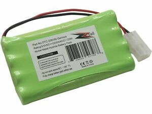Zzcell Replacement Battery For Otc 239180 Genisys Evo Scanner Diagnostic Tool