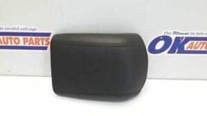 13 2013 Ford Escape Oem Center Floor Console Arm Rest Lid Only