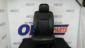 2017 18 19 F250 F350 Super Duty Driver Left Front Seat Lariat Black Leather