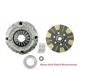Ford Tractor 7010 7410 7610s 7740 7810s 7840 8010 8240 8340 Clutch Kit