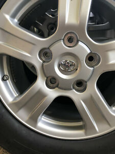 Wheels And Tires From 2017 Toyota Sequoia Will Fit 2008 present Tundra sequoia