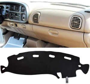 Xukey Dashboard Cover For Dodge Ram 1500 2500 3500 1998 1999 2000 2001 Dash C