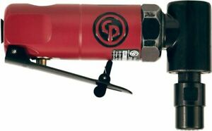 Chicago Pneumatic Cp875 1 4 inch 90 Degree Angled Air Die Grinder