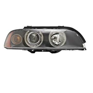 Hella Front Passenger Right Xenon Headlight Assembly For Bmw 008052123
