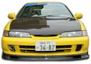 Acura Jdm Integra 94 01 Carbon Creations Carbon Fiber Spoon Style Front Lip
